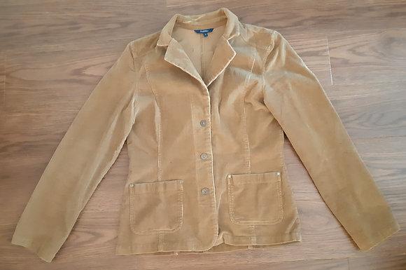 Reitmans Tan Cord Blazer (Size 9)