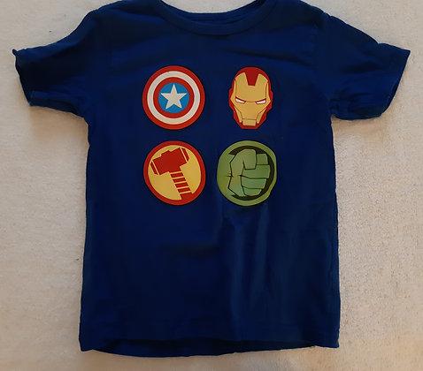 Disney Store Super Heroes