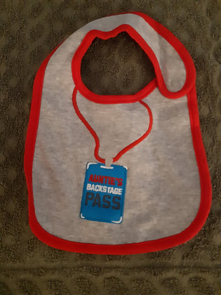 Auntie's Backstage Pass