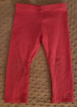 Tommy Hilfiger Leggings Pink