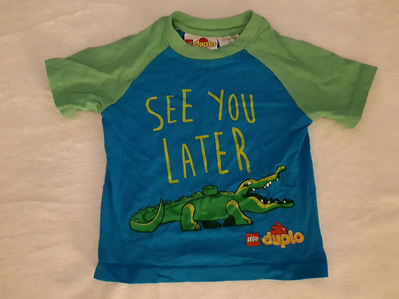 Lego Alligator