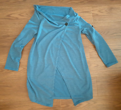 Blue Light Weight Long Sleeve (Size S)