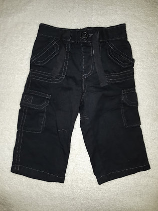 Old Navy Black Cargo