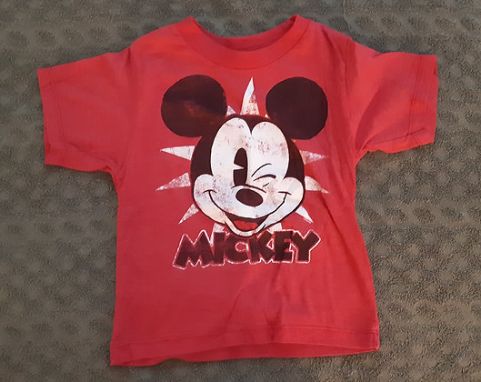 Disney Mickey Mouse Red