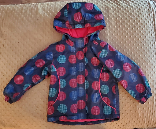 Children's Place Polka Dot Jacket