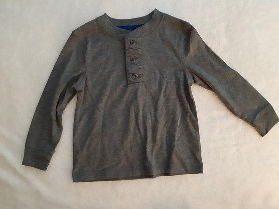 Cherokee Grey 3 Button
