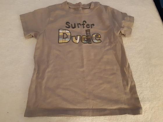 Gymboree Surf Dude Grey