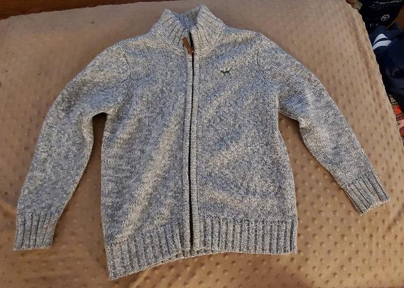 Carter's Grey Knit Sweater