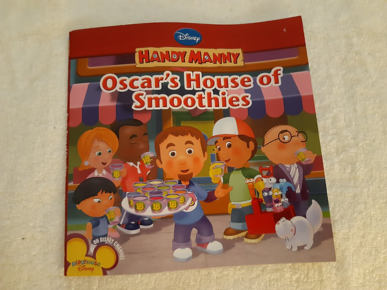 Handy Manny - Oscars House of Smoothies