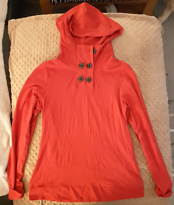 Simons Red Hoodie (Size L)