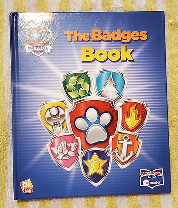 Paw Patrol - The Badges Book
