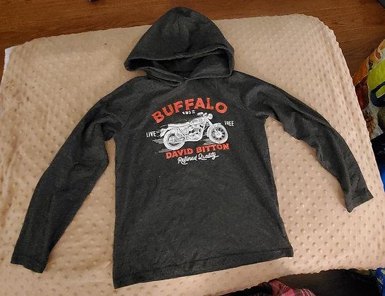 Buffalo Motorcycle