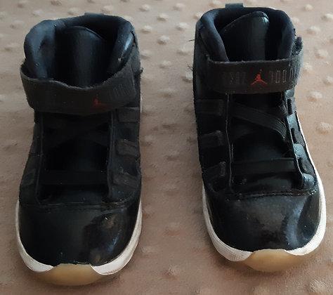Jordans Hightops Black