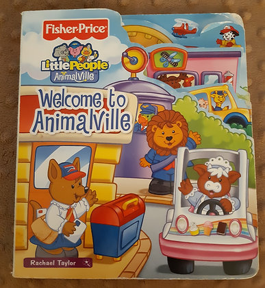 Fisher Price - Welcome to Animalville