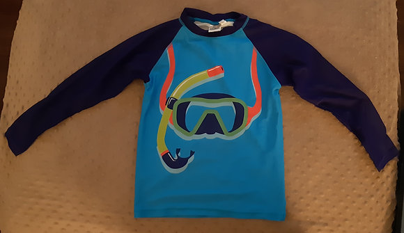 Sandbox Swim Shirt