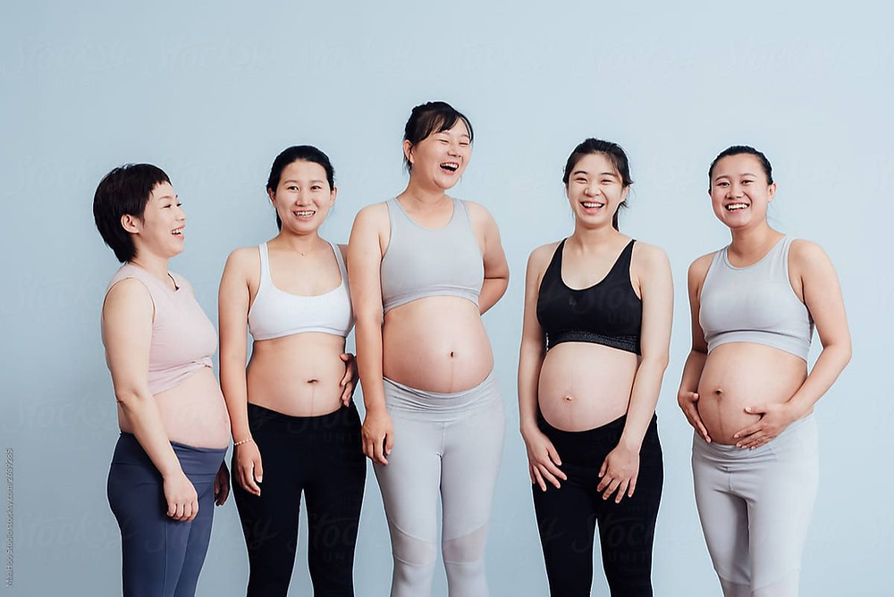 Pregnancy and Antenatal Care by Dr Adeline Chan female obstetrician Sydney