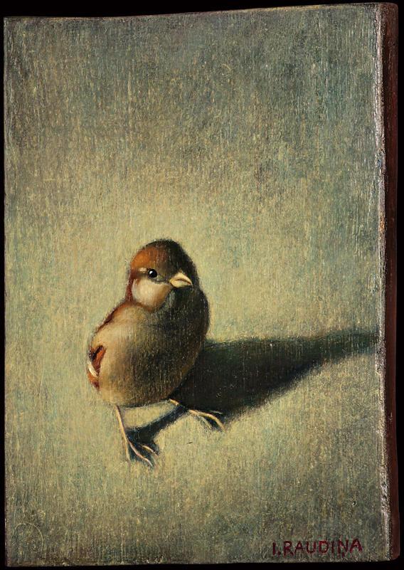 Es – putniņš. Me - The Birdie.