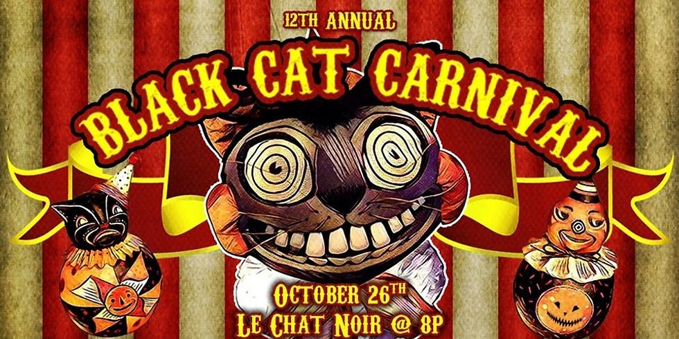 12th Annual Black Cat Carnival