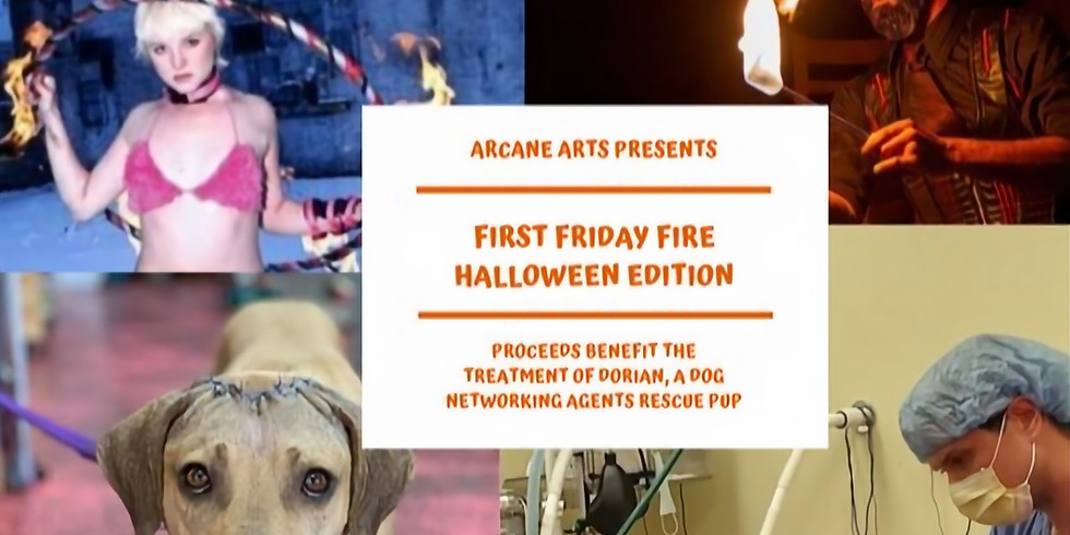 First Friday Fire- Charity