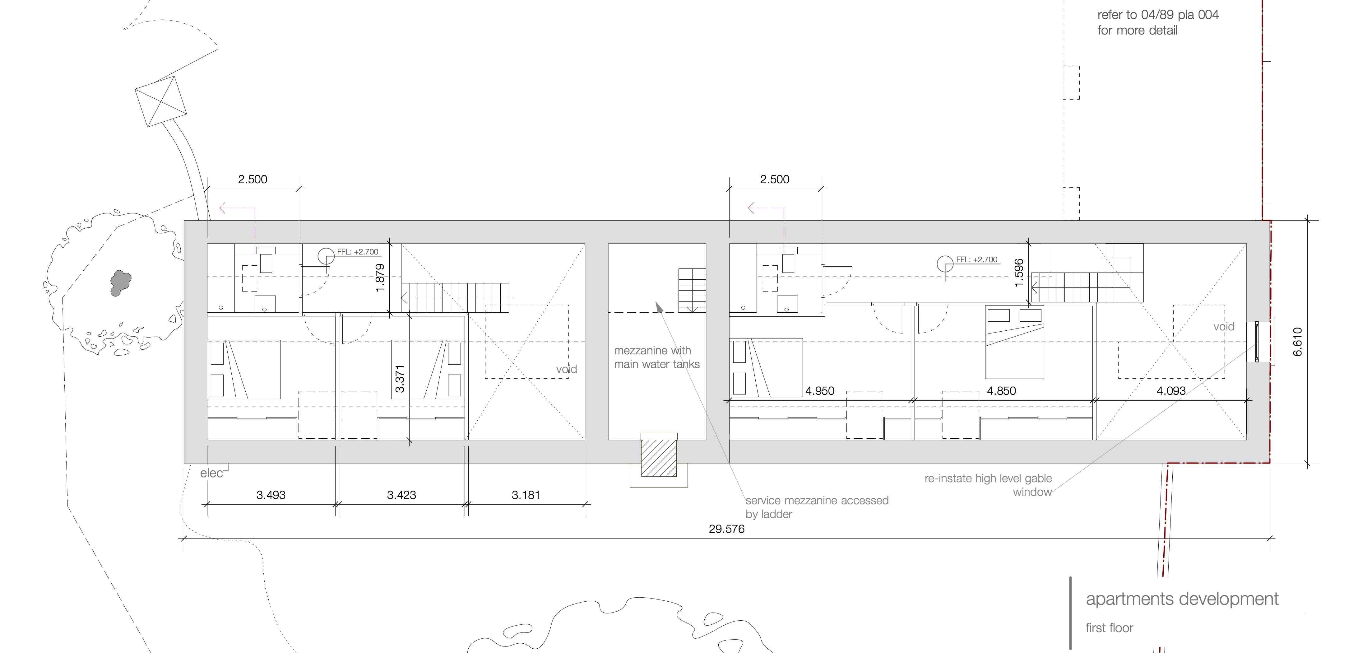 apartments development ff