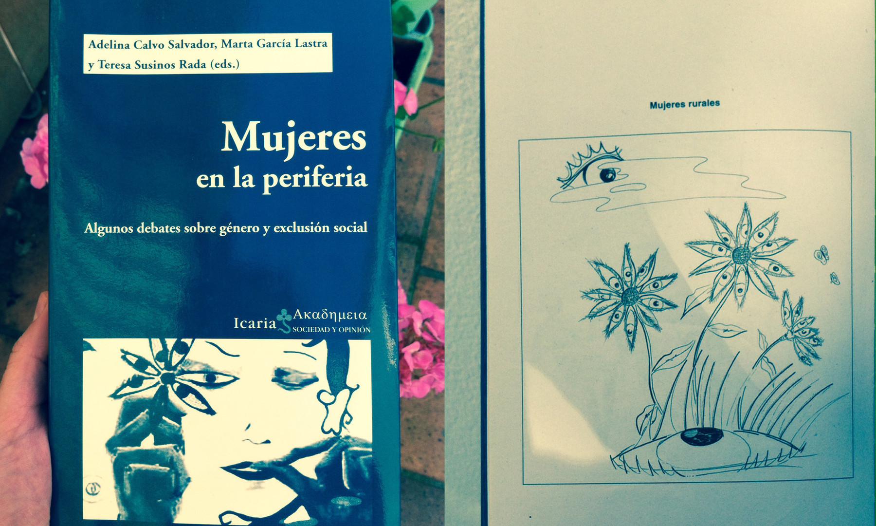 Portada e ilustraciones