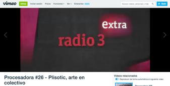 PROCESADORA. RADIO3
