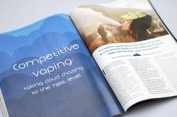 Vapouround Magazine Print