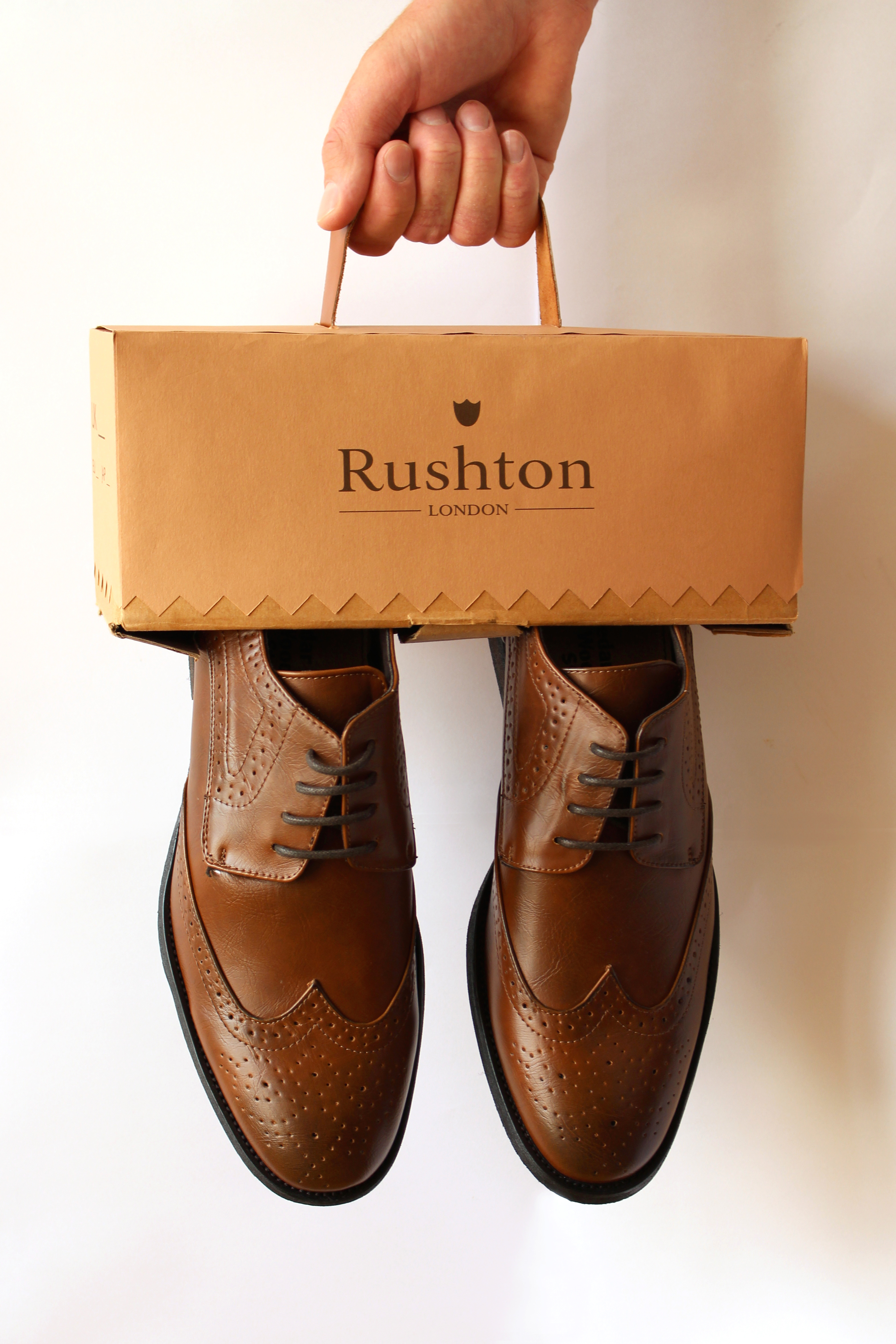 Rushton carrier/packaging
