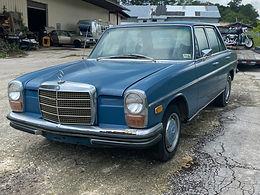 1971 Mercedes-Benz 250, W114