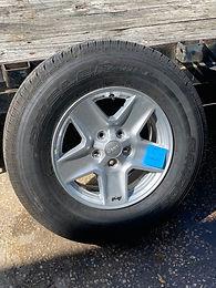 Wheel #6
