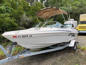 2000 Sea Ray 180 Bowrider