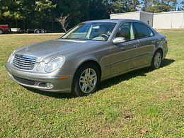 2005 Mercedes-Benz E320CDI, W211