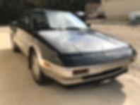 1986 Toyota Mr.2