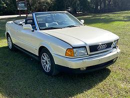 1996 Audi convertible