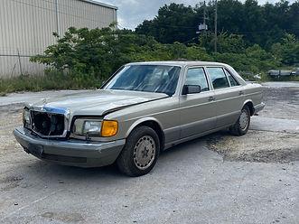 1991 Mercedes-Benz 300SEL, W126