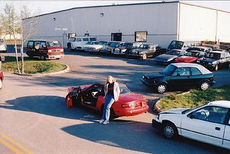 Erica red car.jpg