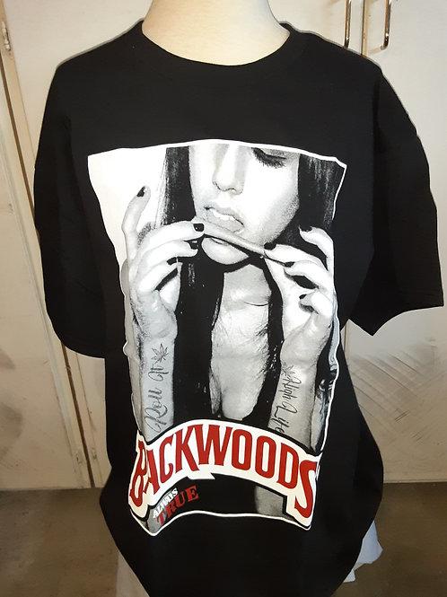 Backwoods tshirt XL