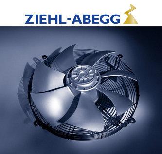 Ziehl-Abegg FN040-6IK.BF.V7 Fan Motoru