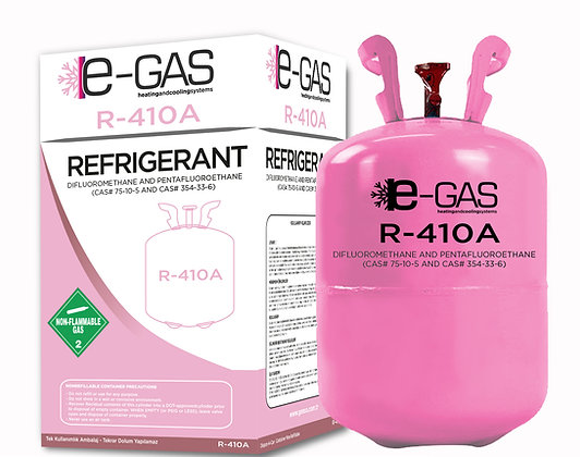 E-GAS R410A 11.3 KG SOĞUTUCU GAZ