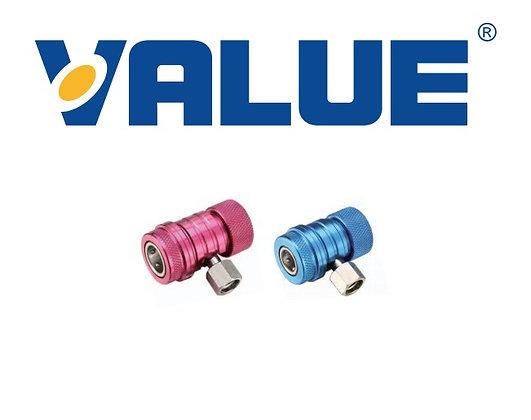 Value VHF-SY Araç Klima Şarz Vanası (M12x1.5)