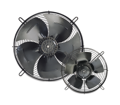 4D 400 SC 1.390 Devir Fan Motoru (380 V)