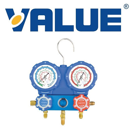 Value VMG2-R22-03 Manifold-Ø80 R22/134/404/407