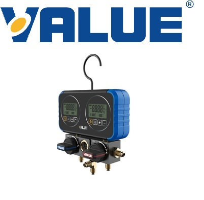 Value VRM2-0101i Çift Dijital Manifold