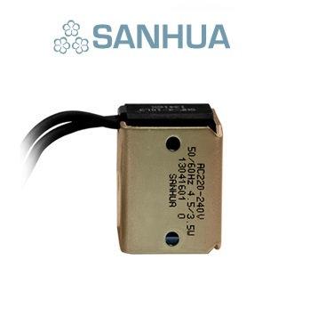 SanHua SHF Serisi 4 Yollu Vana Bobini DC 24V