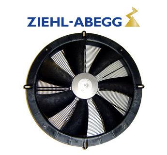 Ziehl-Abegg IA 350 CR46MG030W04B1 Fan Motoru