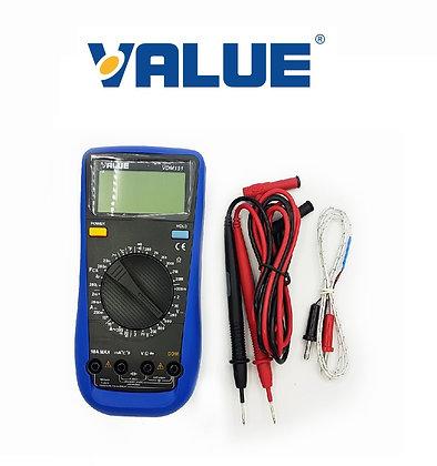 Value VDM-132C Dijital Kapasite Ölçer Kopyası