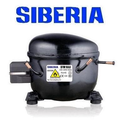 Siberia GTM45AA 1/6 HP R134A