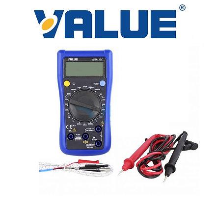 Value VDM-132C Dijital Kapasite Ölçer