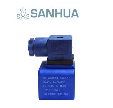 Sanhua MDF-60004 Solenoid Vana Bobini 24 V