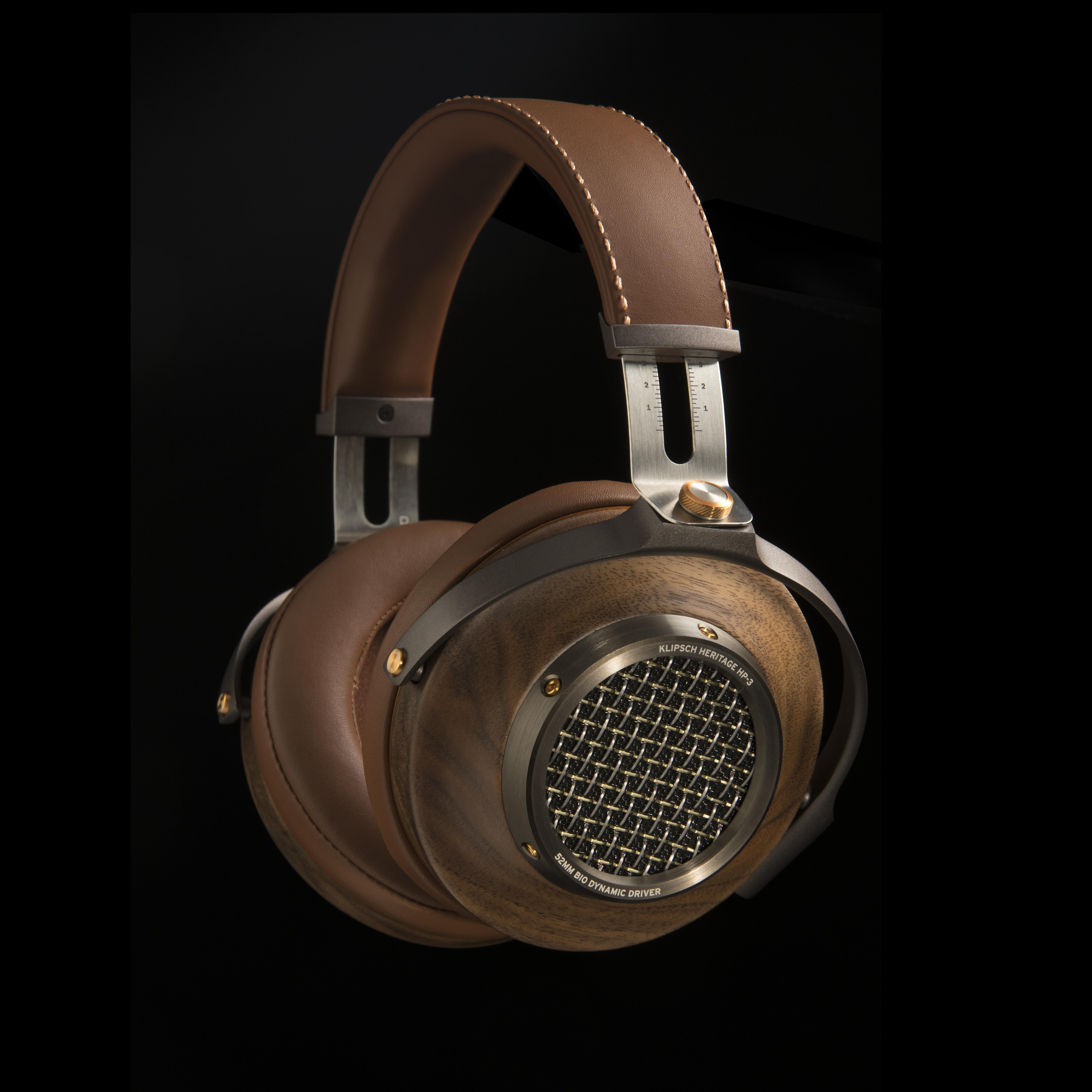 Klipsch HP-3 и Heritage Headphone Am
